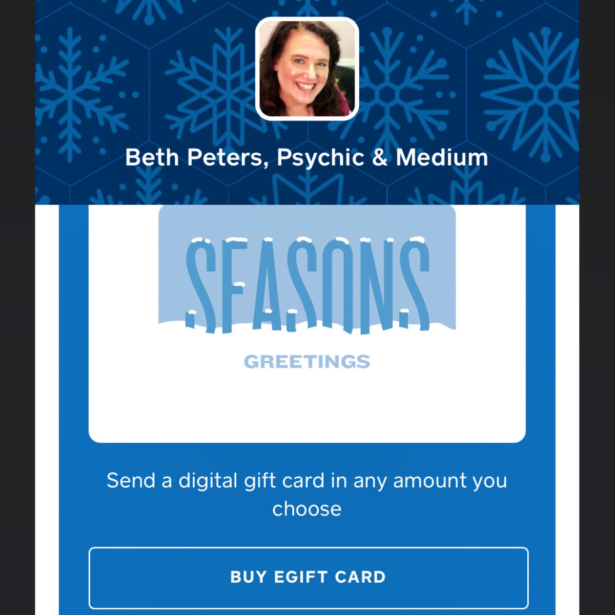 Buy eGift Cards